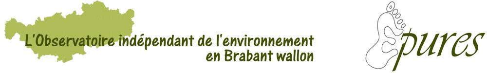 L'édition spécialisée de tropdebruit.be: les dossiers environnementaux en Brabant wallon